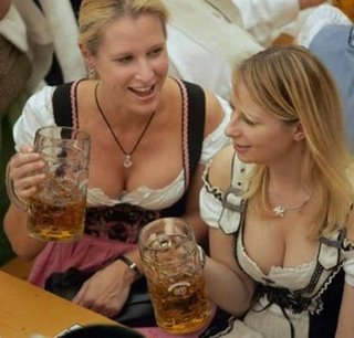 hot beer wenches