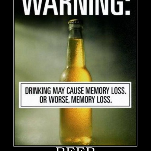 beer-memory-demotivational-poster