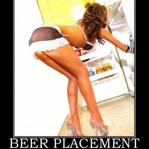 Beer Placement