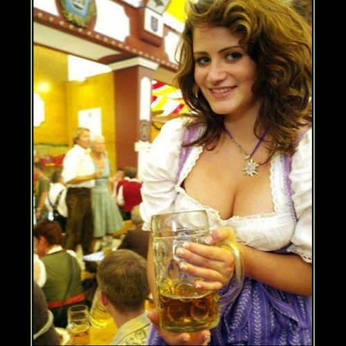 A great way to serve beer
