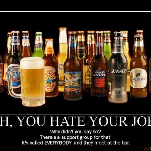 beer motivational posters